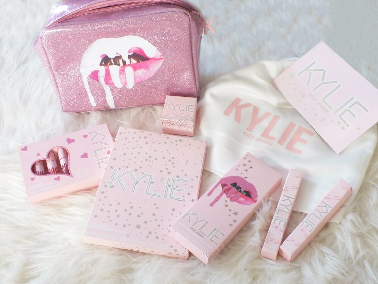 Kylie Jenner Cosmetics Birthday Collection 2017