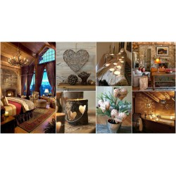 Small Crop Of Rustic Decor For Home