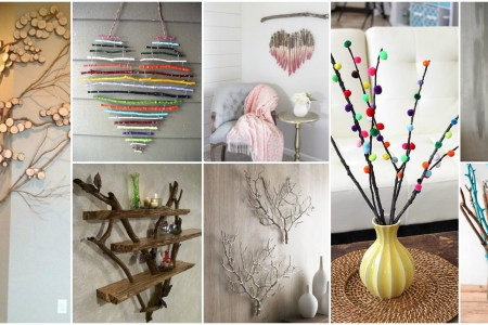 tree nches decor ideas