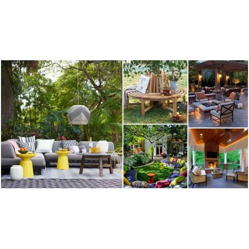 Medium Crop Of Backyard Decor Ideas