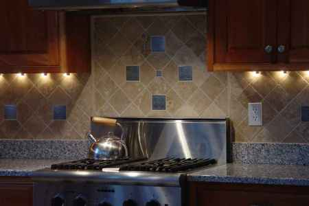 divine design kitchen backsplash | feel the home