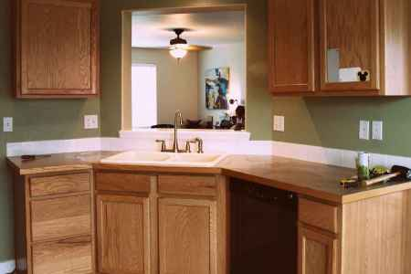 kitchen countertop ideas submited images | pic2fly