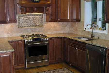kitchen backsplash design ideas | feel the home
