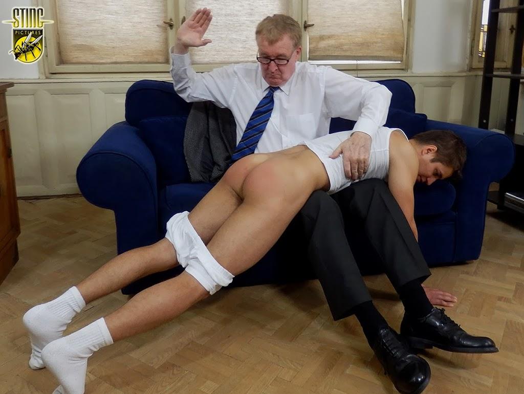 Like t o spank boys