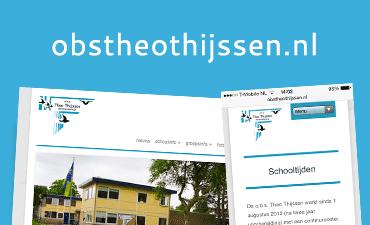 Bezoek de website van openbare basisschool Theo Thijssen