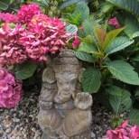 Buddha im Garten
