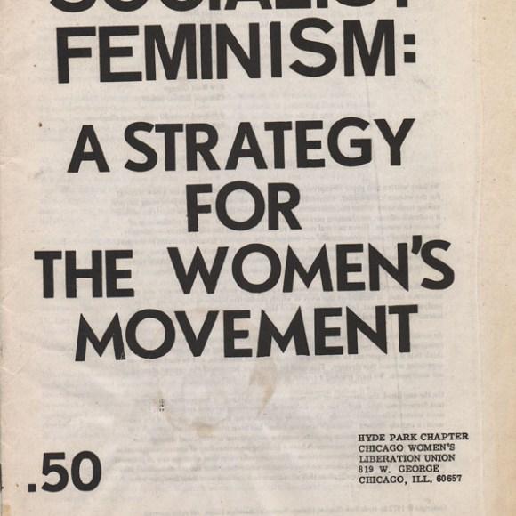 Gloria Steinem, socialism and feminism