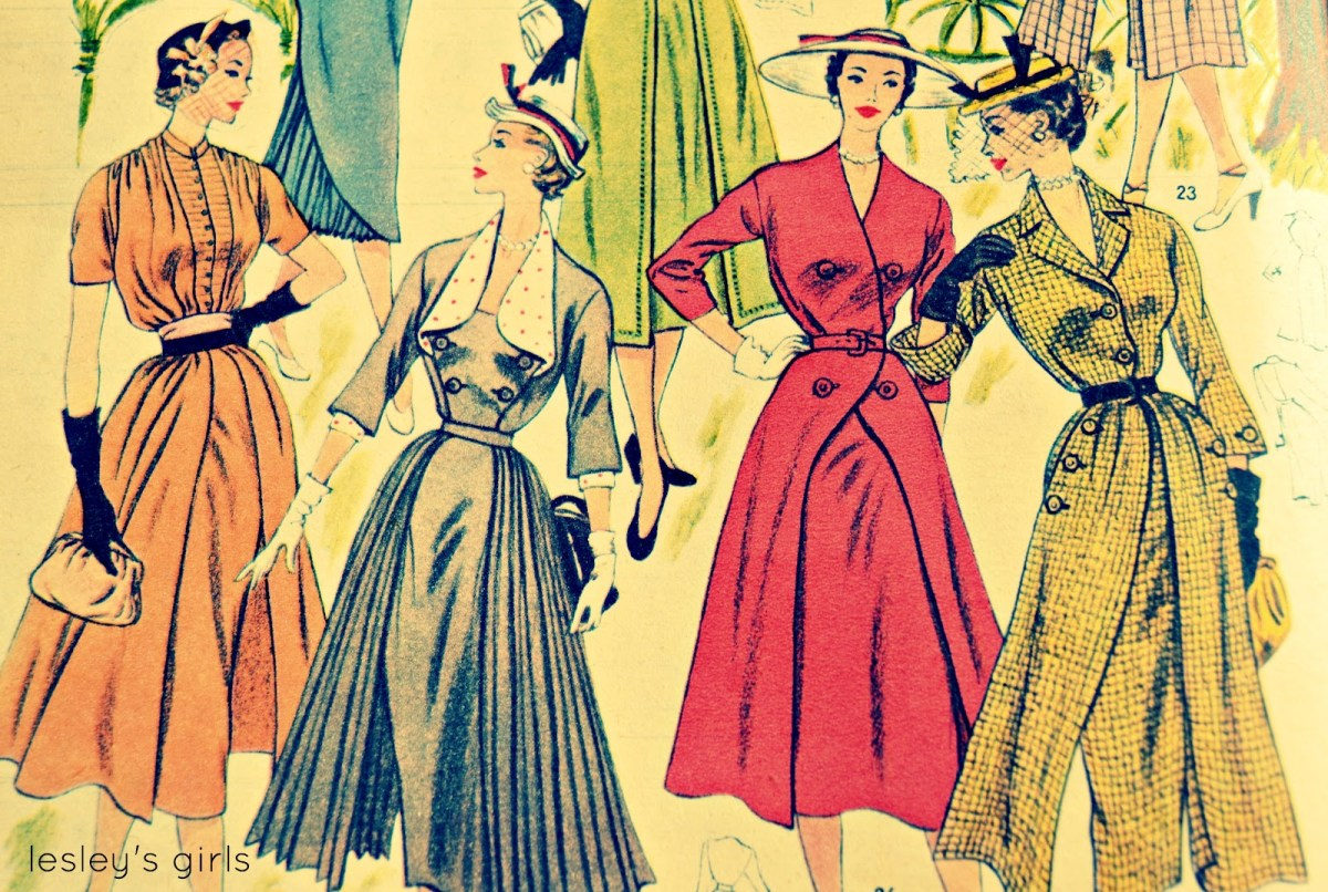 What my favorite vintage dress taught me about feminism