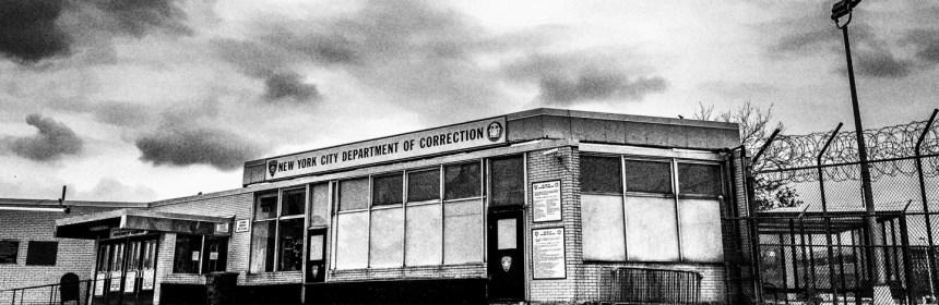 criminology - rikers island, prison