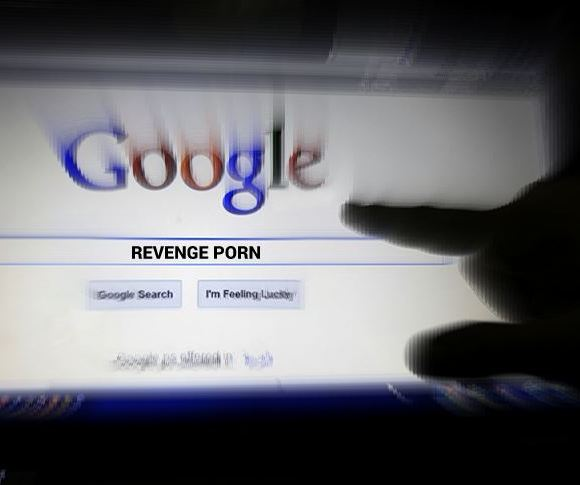 "#todayin: misogyny: ""Revenge porn so insidious and pernicious because one of the places where men still maintain power"""