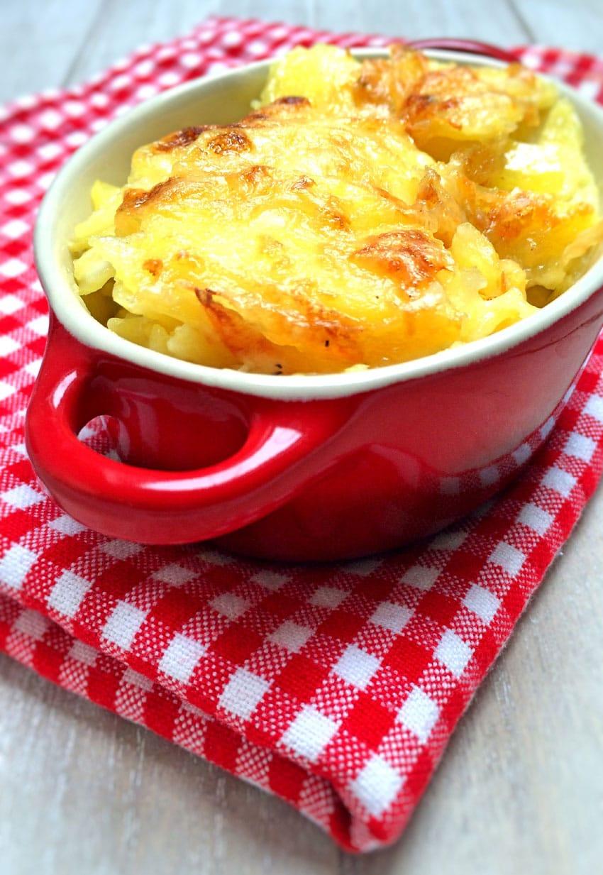 Das perfekte Kartoffelgratin (für mich) #wirrettenwaszurettenist