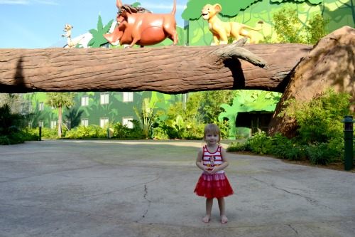 Have I mentioned how many great photo ops there are at this resort?