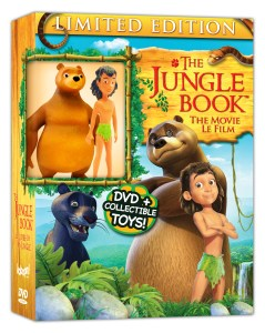 The Jungle Book Ltd Ed - Cover Art 3D