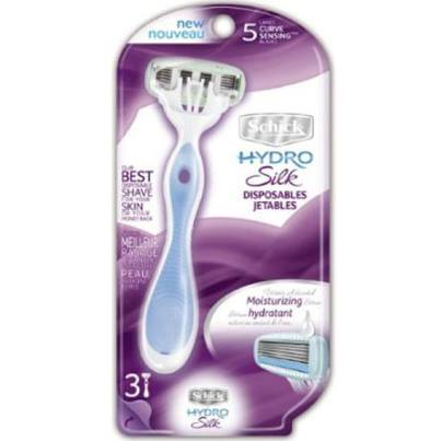 schick hydro silk rate and review opportunity
