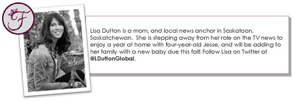 Lisa Dutton blogger bio feisty frugal and fabulous
