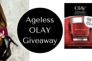AgelessOLAY Giveaway