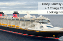Disney Fantasy 7 Night Cruise(and 7 Things This Mom is Looking Forward To!)