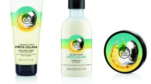 the body shop summer giveaway