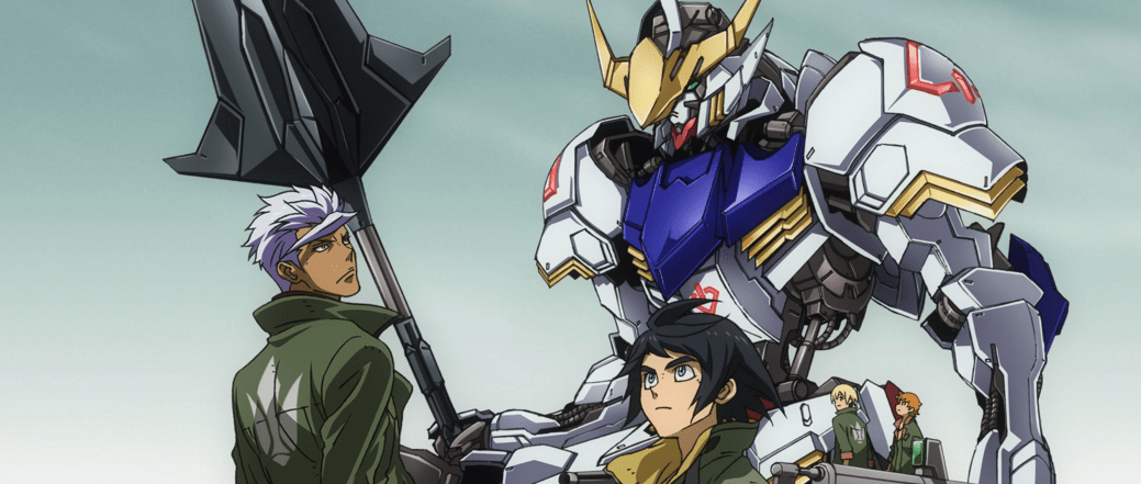 I really like 'Gundam: Iron Blooded Orphans', and maybe you do too!