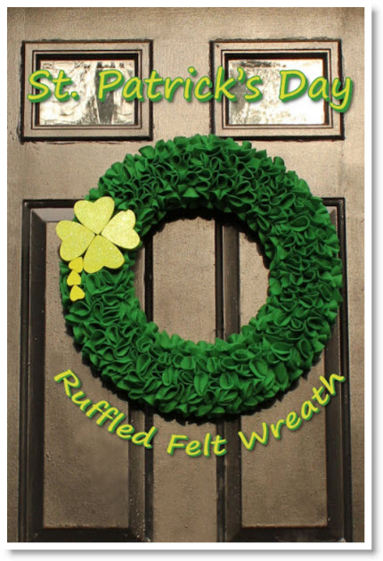 St. Pat Wreath