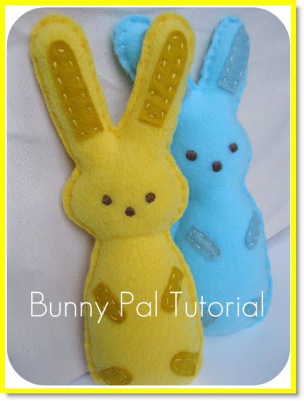 bunny pal tutorial