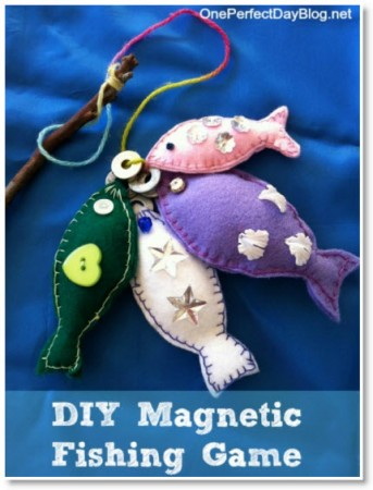 magnet fishing toy
