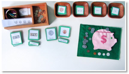 Piggy Bank Quietbook Pattern