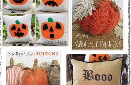 no sew Halloween