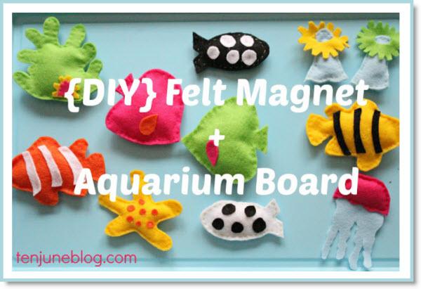 Felt Magnets