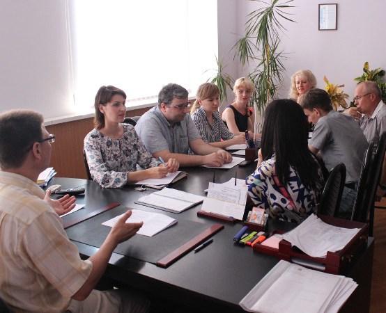 Состоялось организационное собрание по магистерской программе