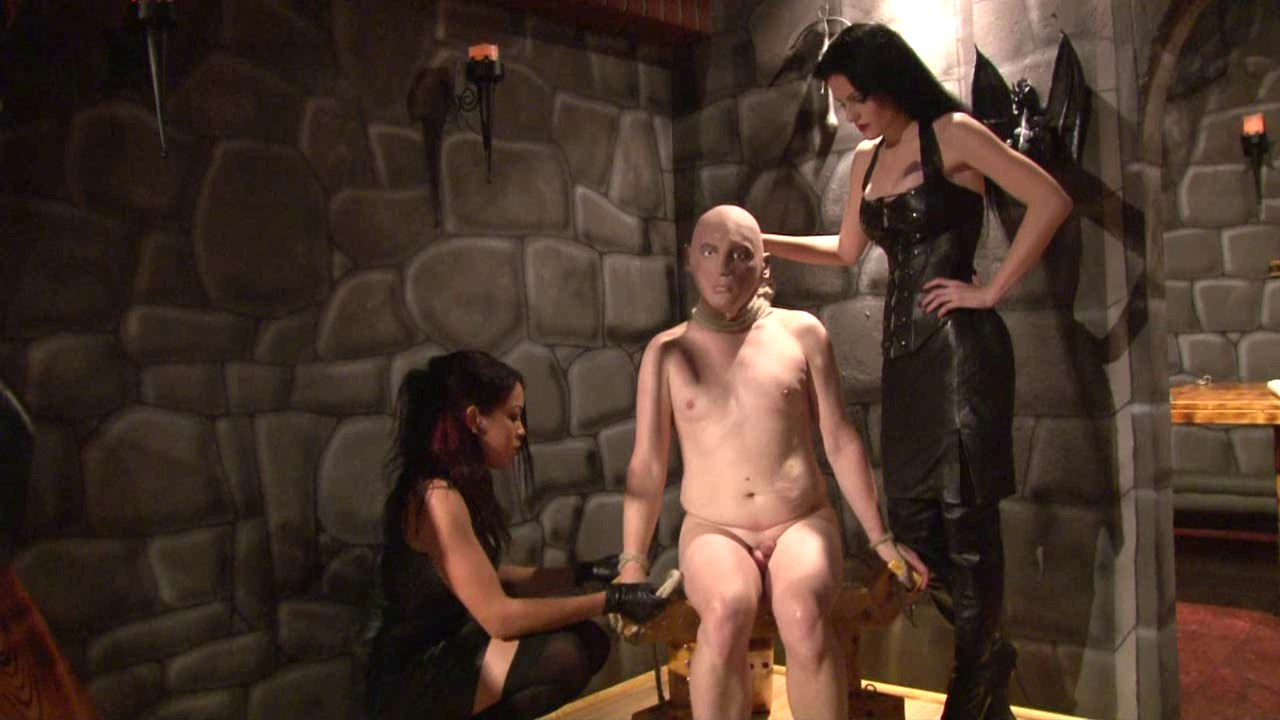 female interrogation porn
