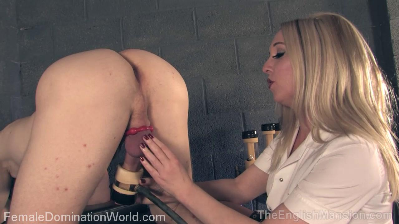 milking prostate orgasm video