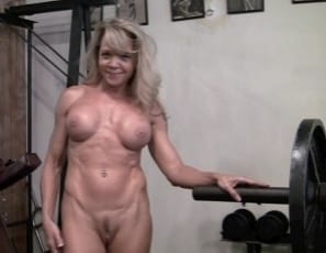 female bodybuilder sex