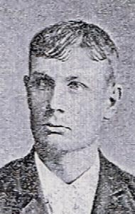 My 5th Great-grandfather Bernard J. Harren (1875-1942)