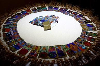INSTALAÇÃO - Oráculo Le Petit Dassine - Grand Tableau - foto Tom Dib