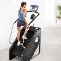 Oxygen Stepmill Routine - Taming The Beast