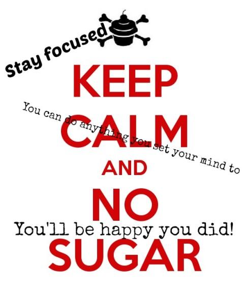 September No Sugar Challenge