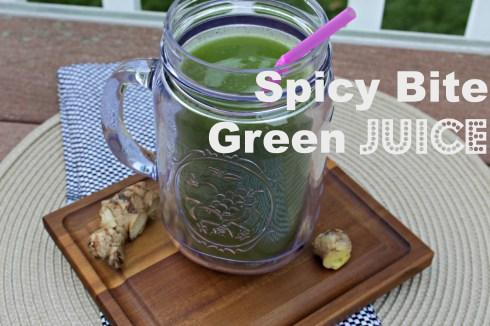 Spicy Bite Green Juice