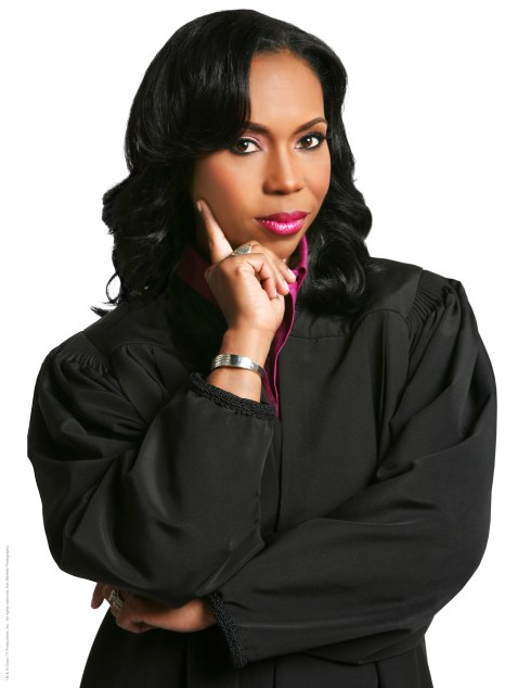 Lauren Lake of Paternity Court