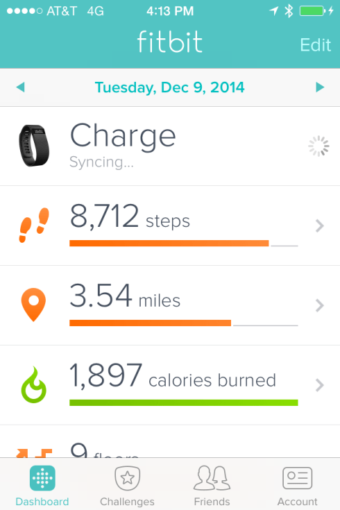 Fitbit Charge Blogger Challenge #fitbit #fitfluential #motivationalmondays