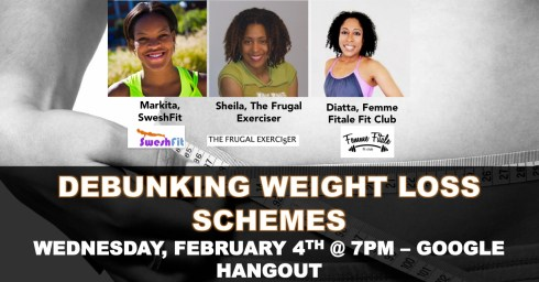 Debunking Lose Weight Quick Schemes and Myths #loseweight