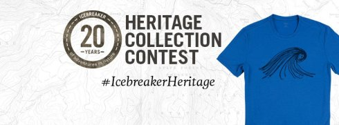 Icebreakers T-Shirt Contest Celebrating 20th Anniversary
