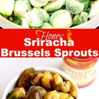 Meal Mondays:  Honey Sriracha Lime Brussels Sprouts