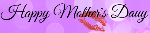 Happy Mother's Day signature