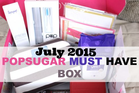 July Popsugar Must Have Box view 2