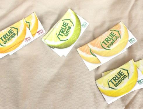 True Lemon True Lime True Orange and True Grapefruit by True Citrus