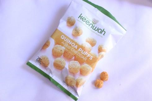 Keenwah Quinoa Puffs