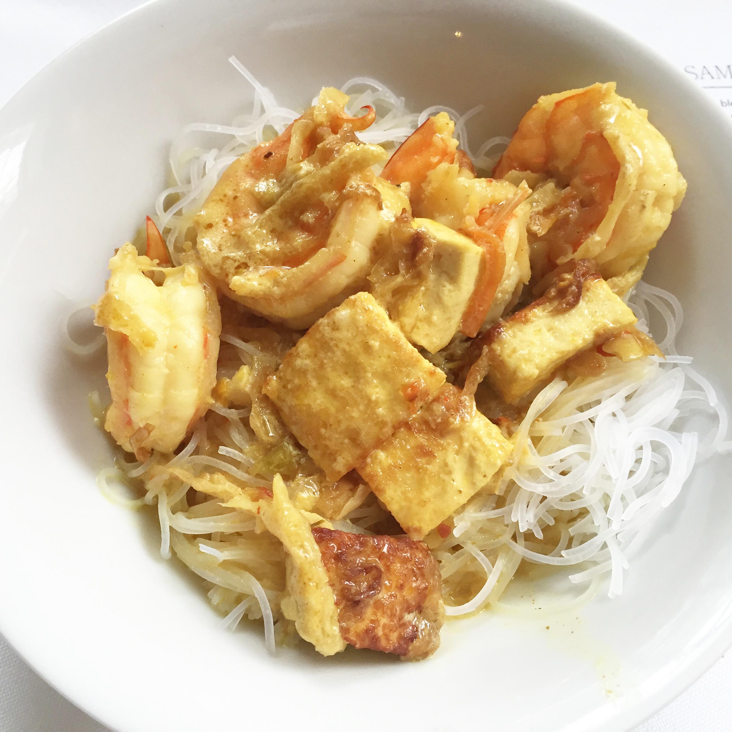 Malaysian Curry Laksa by RawSpiceBar
