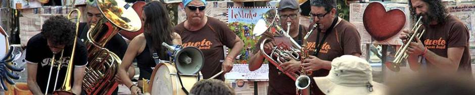 gueto brass band