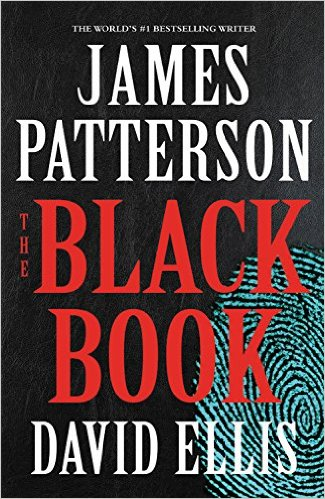FF Book Review The Black Book James Patterson 0417 image